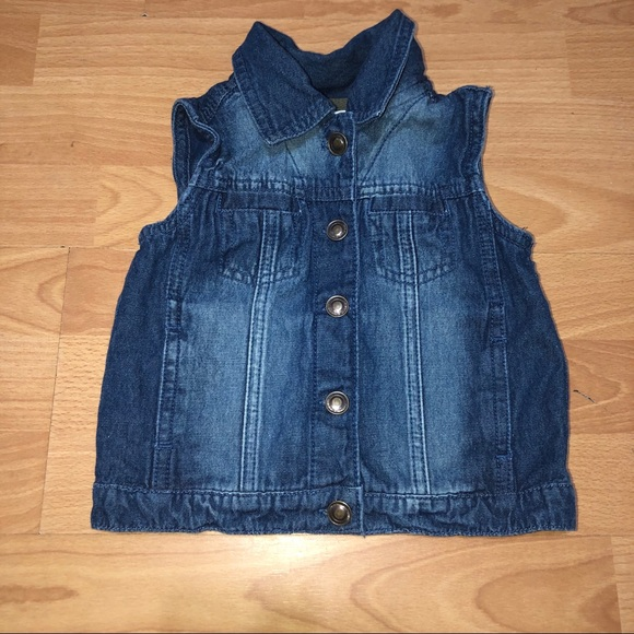 Artisan Ny Other - 3/$15 Toddler Girls Denim Vest